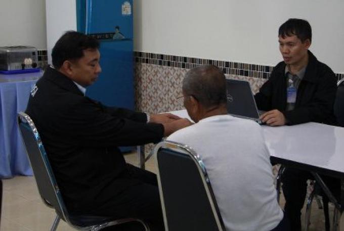 Un étranger parmi les 6 accusés pour vol de terrain au parc national de Phuket