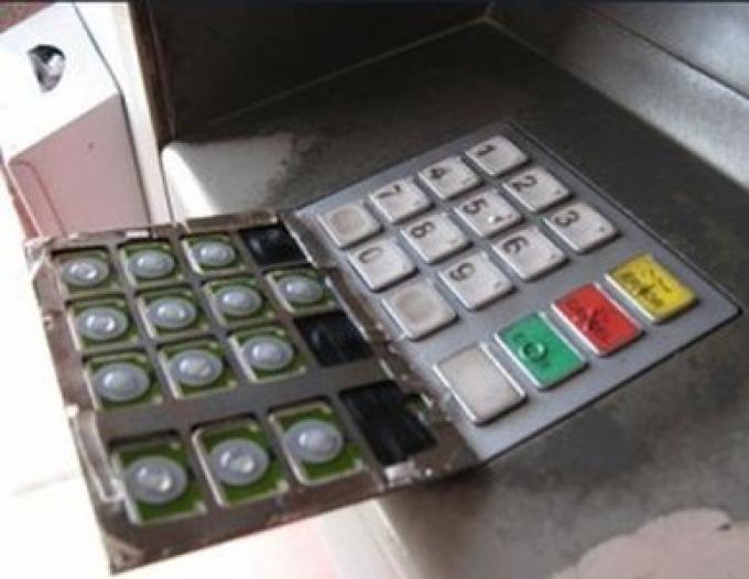 Skimmers de cartes ATM à Phuket
