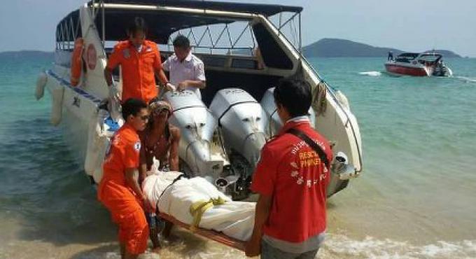 La noyade d'un chinois stimule une enquête sur la tournée d'une entreprise de Phuket