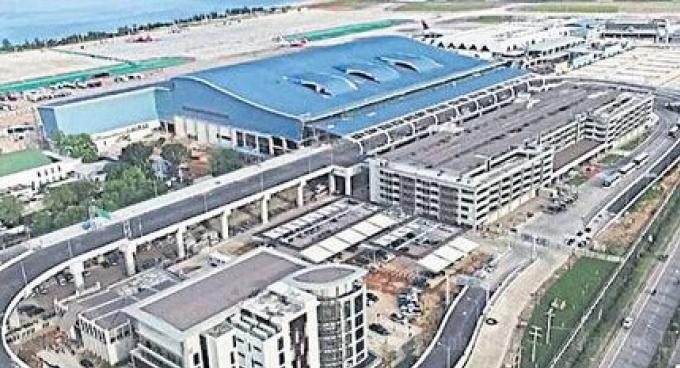 Le terminal de l'aéroport de Phuket est prêt pour un essai