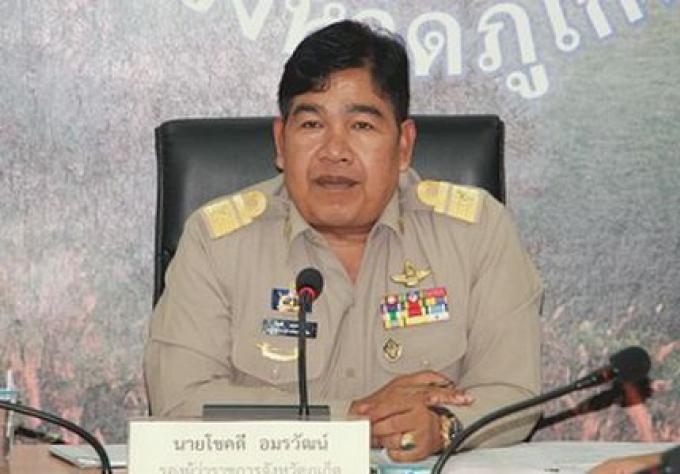 Les résidents acceptent pour deux viaducs à Phuket