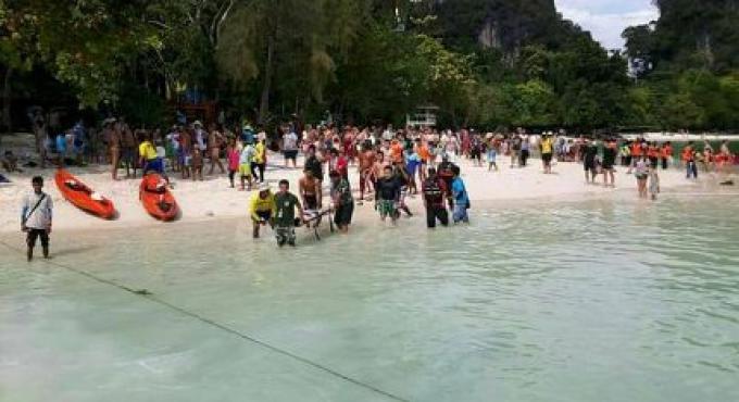 Votre Avis sur Phuket: établir une norme de sécurité en mer à suivre pour tous