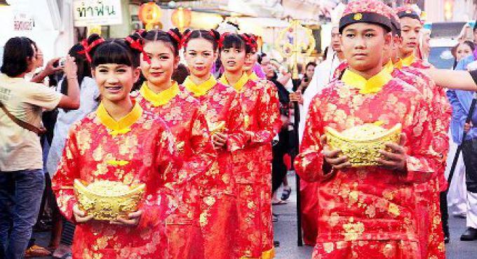 Culture: Phuket se prépare à célébrer le Nouvel An chinois 2016