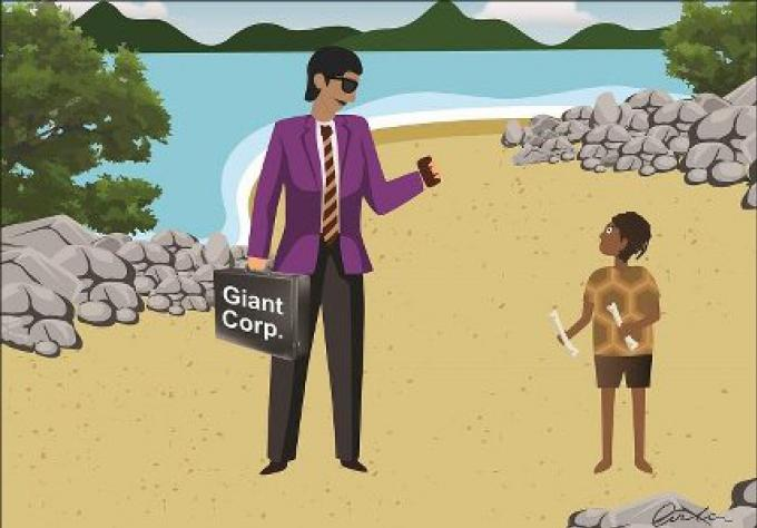 Opinion: Baron contre Gitans de la mer