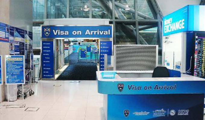 Nouvelles règles de visa à l'arrivée