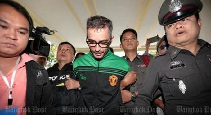 La police croit maintenant que le suspect Espagnol de l'assassinat a agi seul