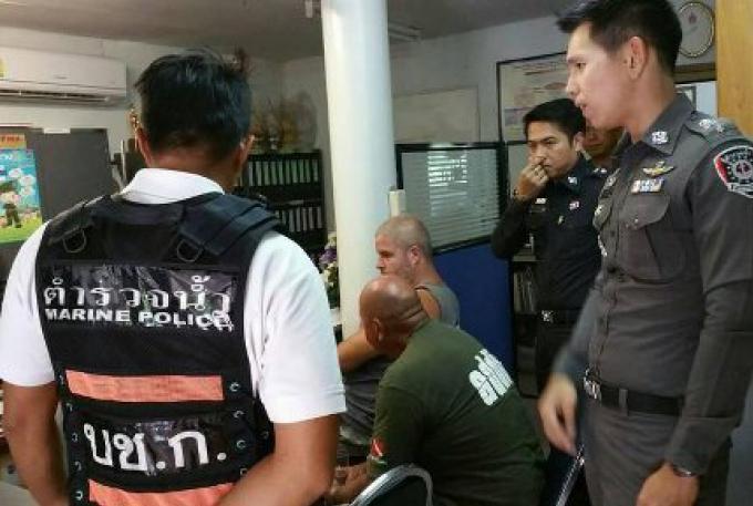 Encore une victime de plongée sous marine dans le parc national de Phi Phi