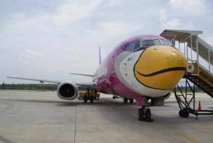 Une grève sur Nok Air laisse 1500 passagers dans la tourmente