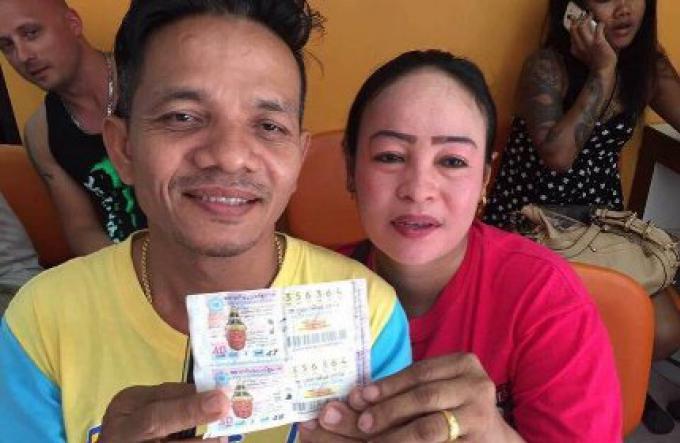 Un coup de chance! un vendeur de Cigarette  gagne B6mn à la loterie