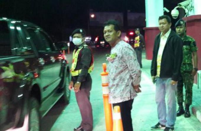 Le gouverneur de Phuket exige une enquête sur la fuite du mémo interne envoyé à la sécurité