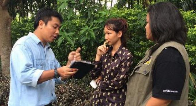 La police espère que le CCTV aidé par les experts,  mettra la lumière sur la disparition de Nong
