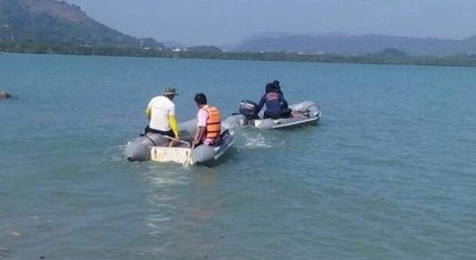 Deux hommes morts, un disparu après avoir chaviré en canot pendant leur voyage de pêche à Phuket