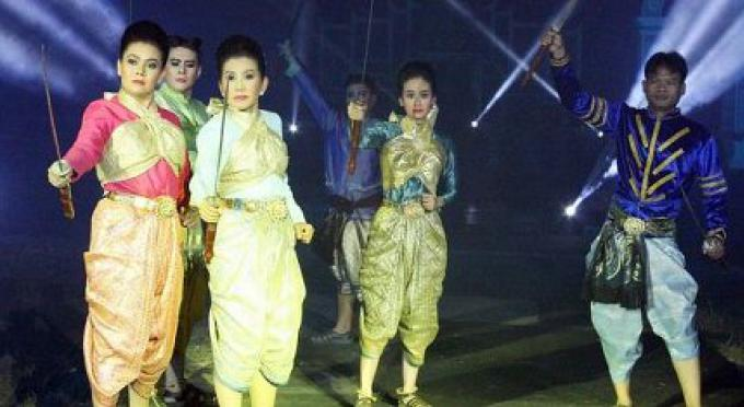 Phuket se prépare pour le Festival des héroïnes