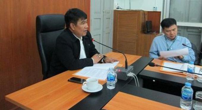 Les fonctionnaires de Phuket confirment que seulement 27 parcelles au sein de Sirinath ont été pos