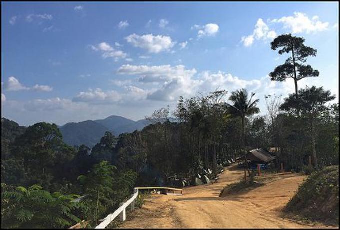 Khao Kai Nui dans Phang Nga est une excursion avec un point de vue favorable pour un week-end en fam