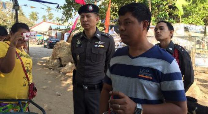 La police de Phuket nie avoir saisi les téléphones des gitans  de la mer