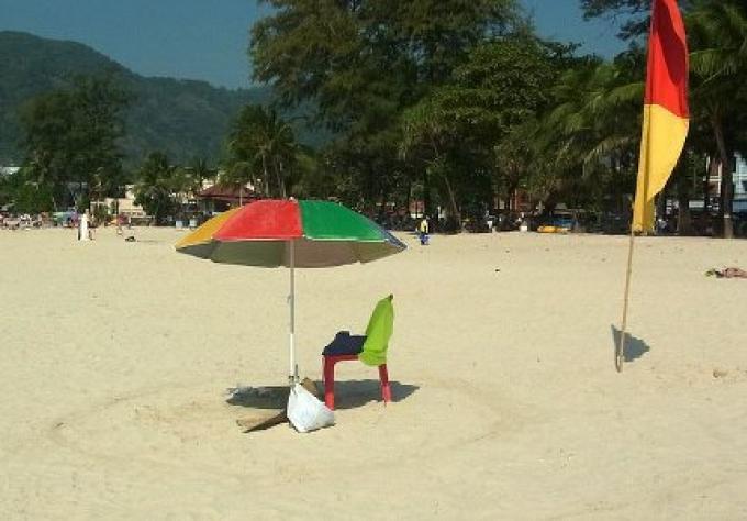 Le contrat des sauveteurs de Phuket dans une situation désastreuse de nouveau