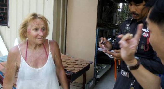 Une touriste française de 70 ans a été blessée dans un vol de sac à l'arraché