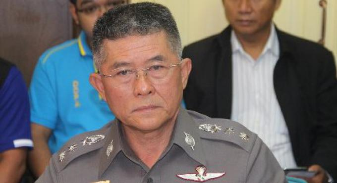Le chef de police de Phuket est resté perplexe sur les cartes SIM aux touristes contournant la séc