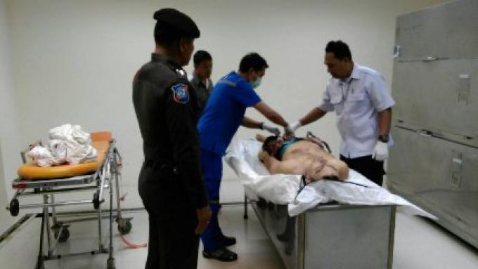 Un homme bulgare de 33 ans grièvement blessé dans un accident avec la chaîne d'ancre d'un superya