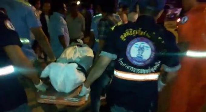 Dans un accident de 2 motos, un étranger est mort, l'autre blessé