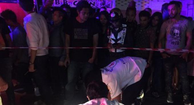 Un français tué tôt ce matin à Patong dans une