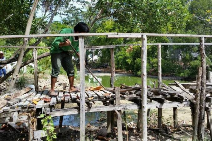 Hotel de Racha Yai fait face à des accusations d'empiètement des terres