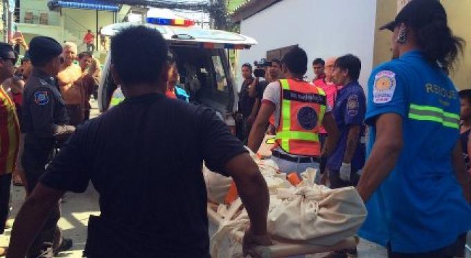 Une femme finlandaise de 19 ans meurt en tombant dans un hôtel à Patong