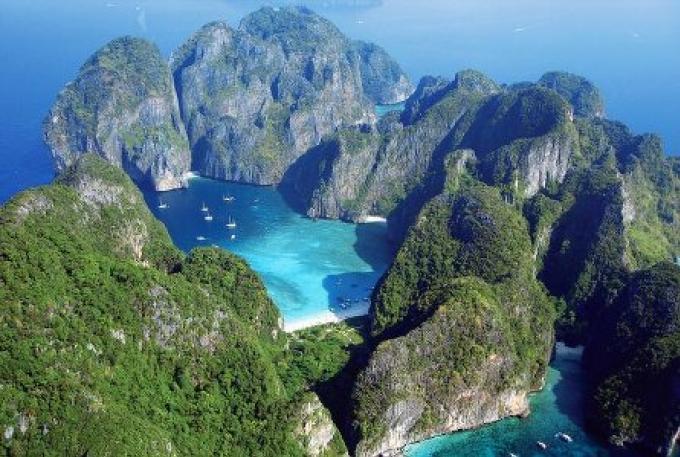 Une augmentation de la taxe pour les plongeurs dans les eaux du parc national marin de Phi Phi
