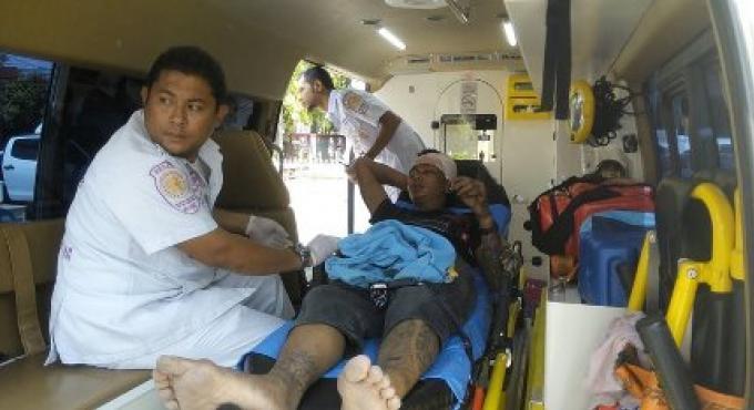 Un ressortissant du Myanmar agressé par un groupe d adolescent
