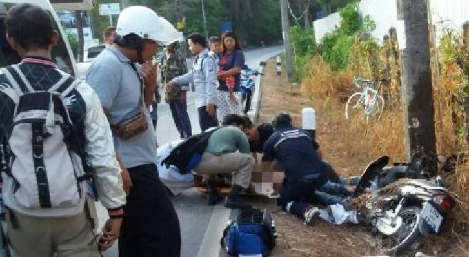 Le gouverneur de Phuket déplore trois morts pendant la campagne de sécurité routière de la Songk