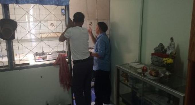Un homme est mort pendant l'installation d'une hotte aspirante dans une propriété de Phuket, l'él