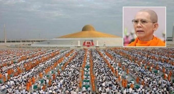 La DSI est allée chercher un mandat d'arrêt pour Dhammajayo