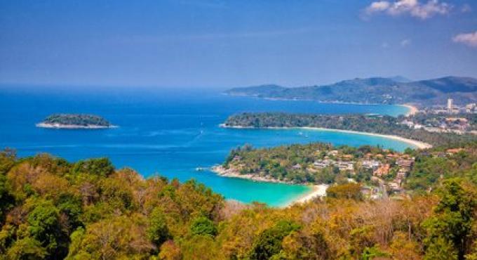 Phuket en tête du prix du trio des îles thaï sur TripAdvisor