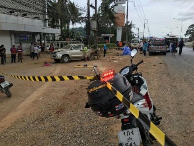 Plusieurs blessés dans un accident sur la route de contournement