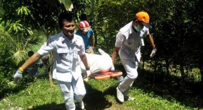 La police de Phuket n'a pas confirmé que le corps retrouvé est celui du travailleur manquant de l'