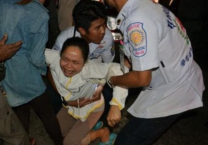 Une propriétaire de restaurant a été abattue à Kathu