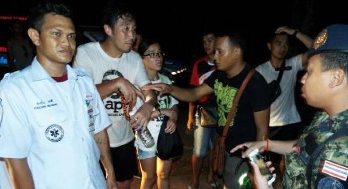 Deux touristes chinois perdus ont été retrouvés sains et saufs au sanctuaire de la faune de Phuke