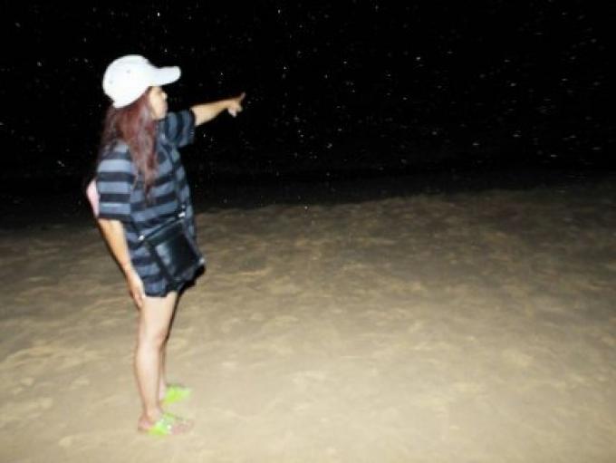 Un homme du Buriram 30ans aété balayé par la mer au large de roches de Nai Thon Beach
