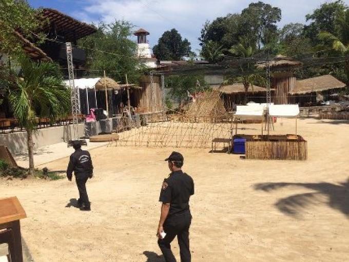 L'ordre de démolition a été affiché pour Paradise Beach