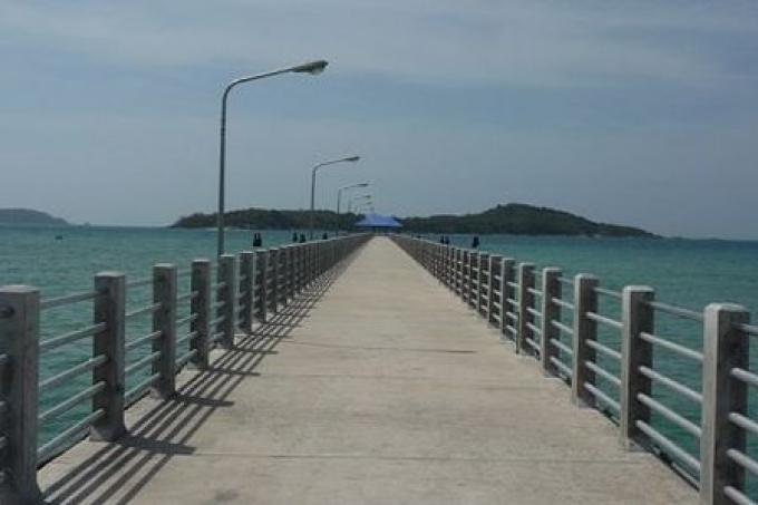 Nouvelle jetée proposée pour Phuket