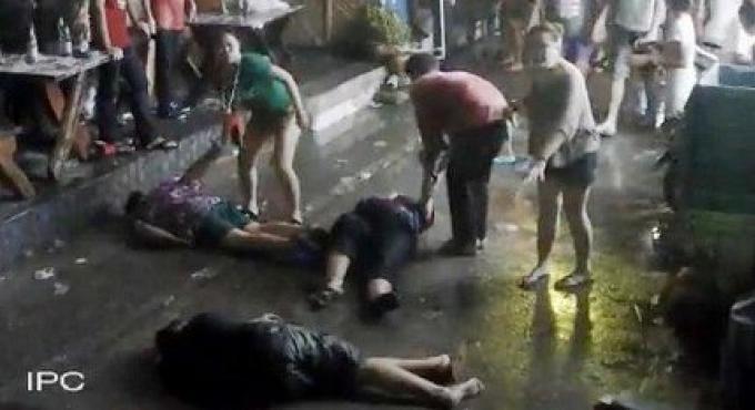 Hua Hin les attaquants obtiennent deux ans de prison