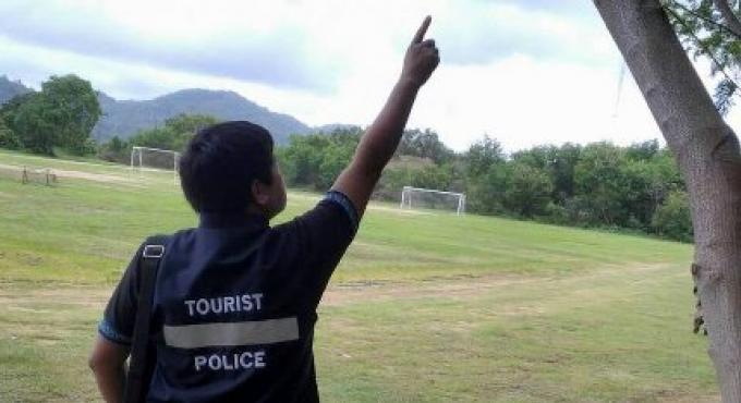 Une femme chinoise de 40 ans retrouvée pendue sur un terrain de football de Phuket