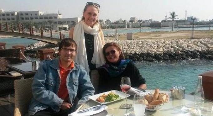 La maman britanique demande de l'aide pour trouver son fils parti de Bahreïn