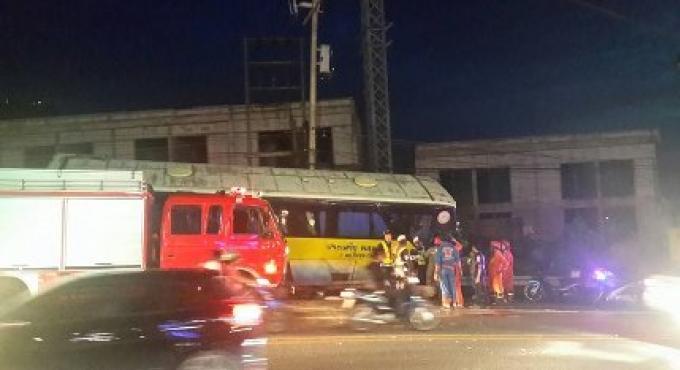 Le conducteur du bus dans l'accident de Patong Hill est reconnu coupable de conduite imprudente et a