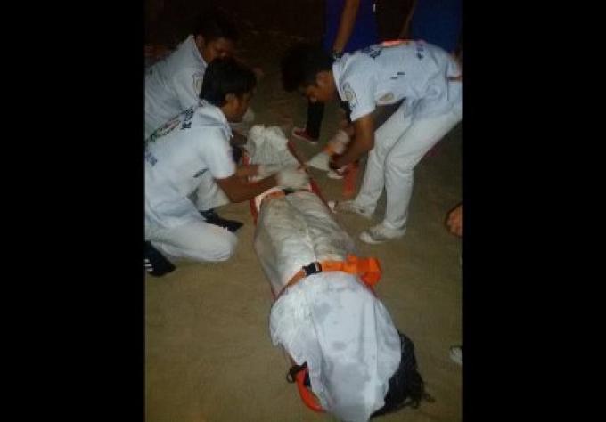 Le corps d'une femme coréenne trouvé sur Patong Beach les équipes recherchent son ami disparu