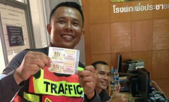 Une résidente locale décroche le gros lot de B5 millions à la loterie
