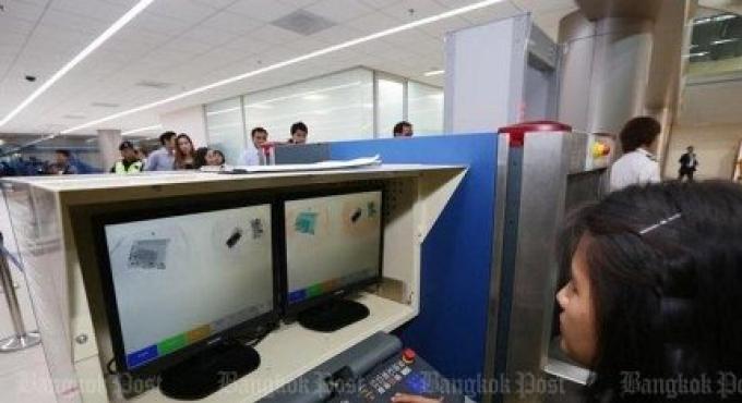 AoT installera des scanners corporels dans six aéroports