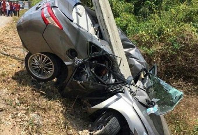 Un avocat de Phuket, tué dans un accident à Satun