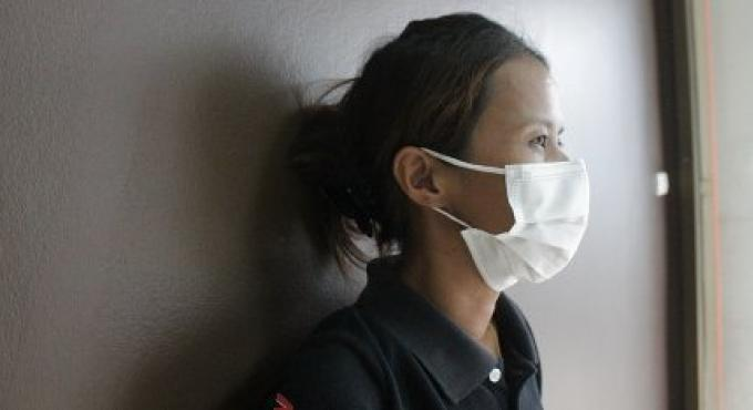 La saison de la mousson apporte un nombre habituel de patients atteints de grippe dans les hôpitaux